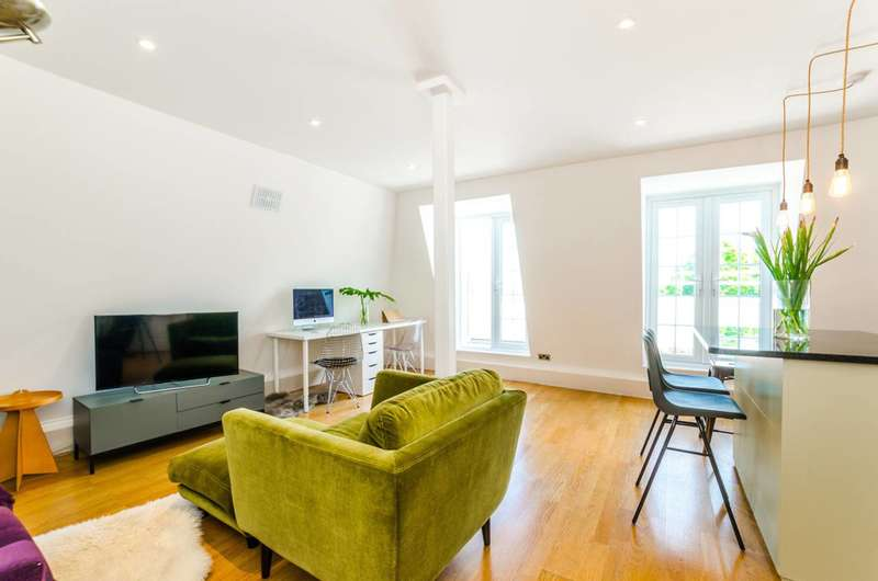 1 Bedroom Flat for sale in Upton Heights, Forest Gate, E7