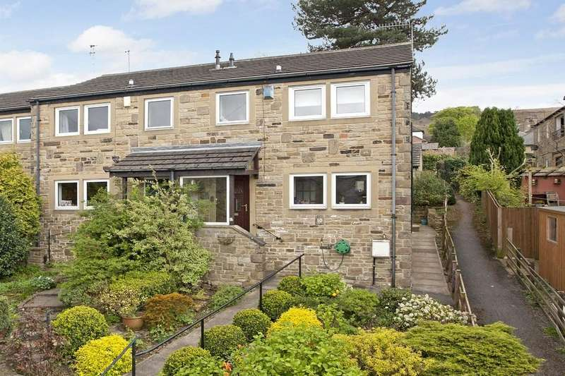 2 Bedrooms Town House for sale in Whitton Croft Road, Ilkley