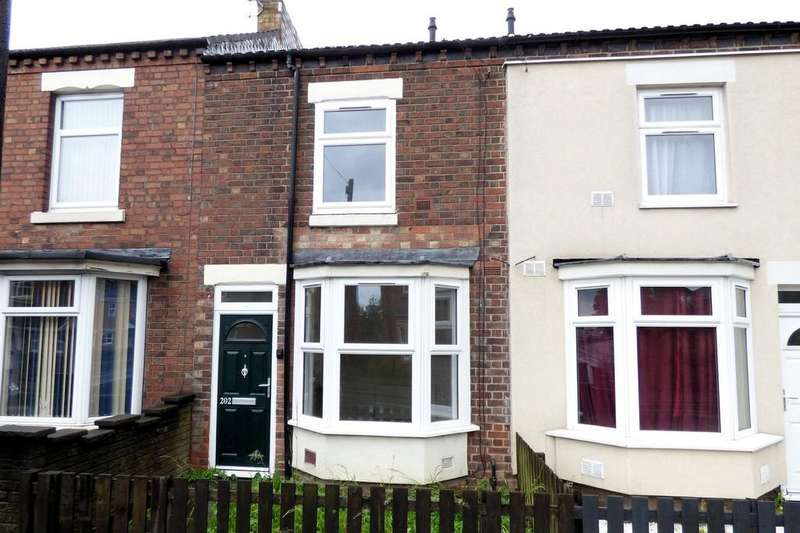 2 Bedrooms Terraced House for sale in Shobnall Street, Burton On Trent