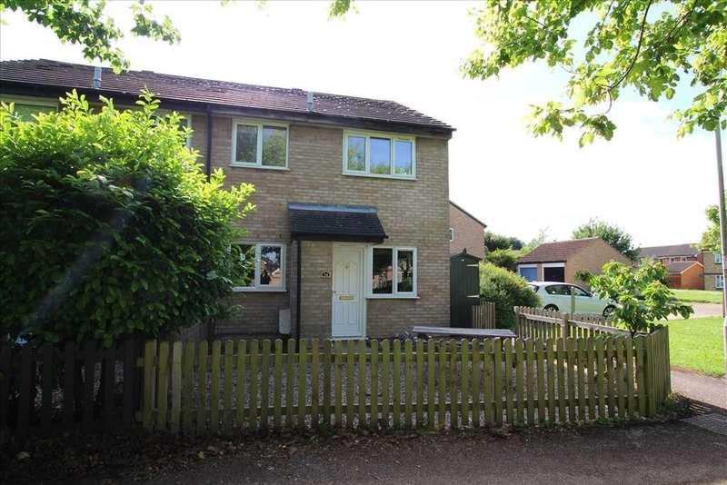 1 Bedroom Terraced House for sale in Maltings Close, Baldock, SG7