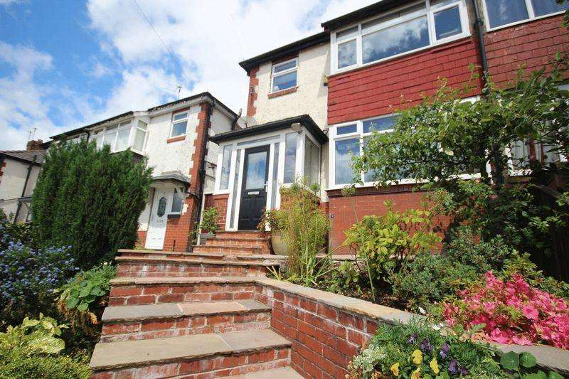 3 Bedrooms Semi Detached House for sale in Bentley Avenue, Middleton M24 2RQ