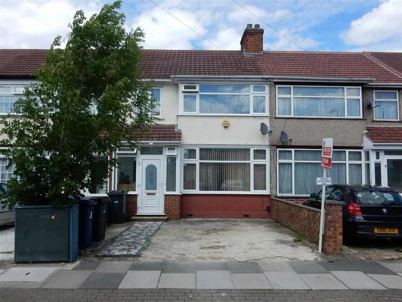 3 Bedrooms Property for sale in Craven Avenue, Southall, Middlesex