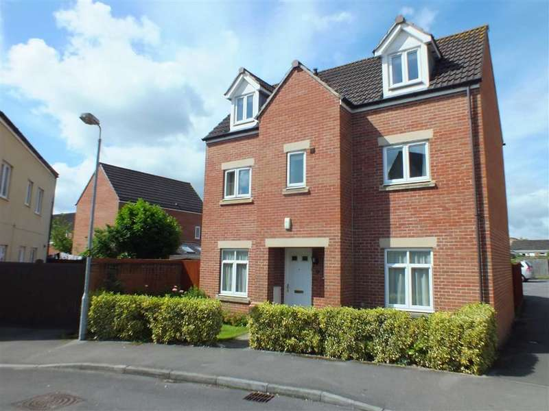 5 Bedrooms Property for sale in Cavell Court, Trowbridge, Wiltshire, BA14