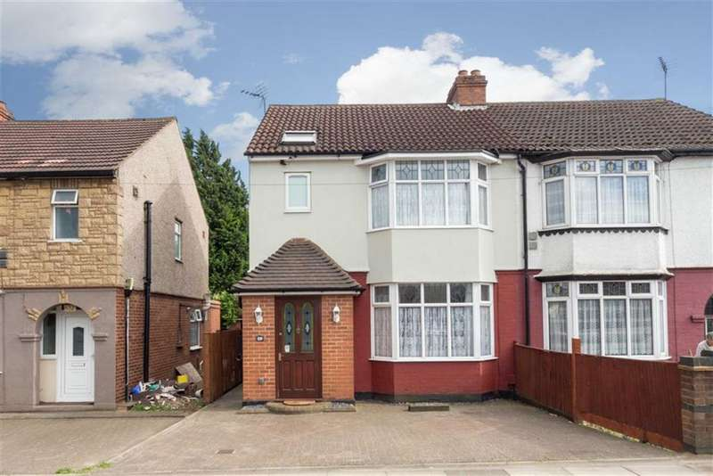 3 Bedrooms Property for sale in Dunstable Road, Luton, Bedfordshire, LU4