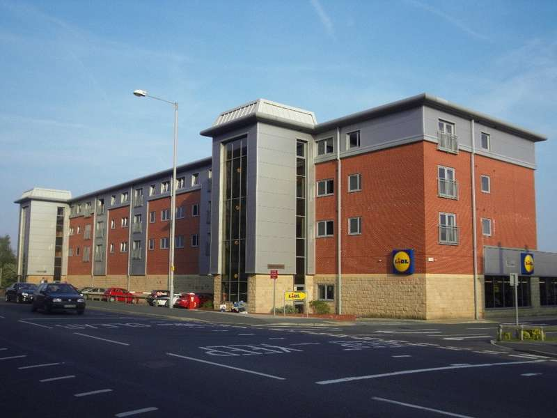 2 Bedrooms Apartment Flat for sale in Kayley House, New Hall Lane