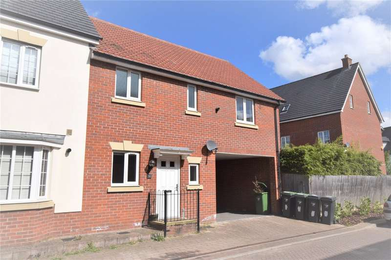 3 Bedrooms End Of Terrace House for sale in Little Dunmow