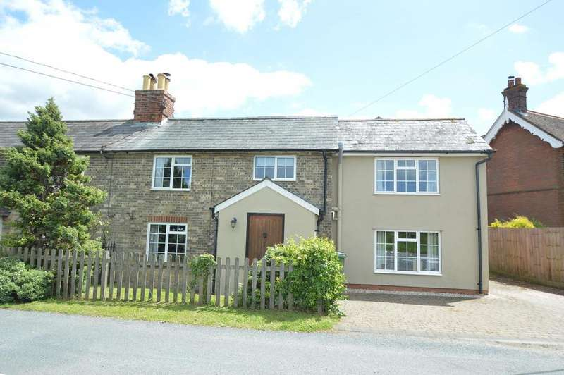 3 Bedrooms Semi Detached House for sale in Countess Cross, Colne Engaine, Colchester CO6