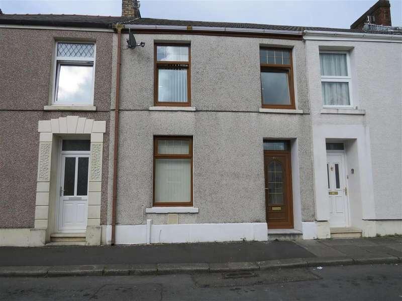 3 Bedrooms Terraced House for sale in Dillwyn Street, Llanelli