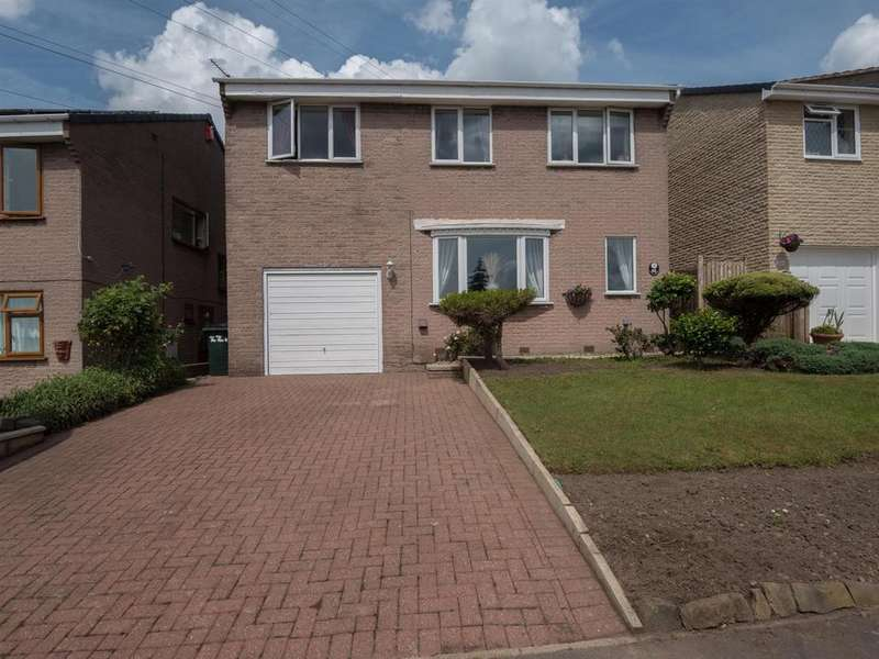 4 Bedrooms Detached House for sale in Thorndale Rise, Bradford, BD2 1NU