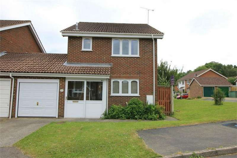 3 Bedrooms Semi Detached House for sale in Falconers Drive, BATTLE, East Sussex