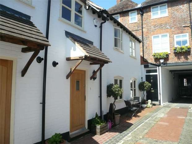 2 Bedrooms Town House for sale in HENLEY-ON-THAMES, Oxfordshire