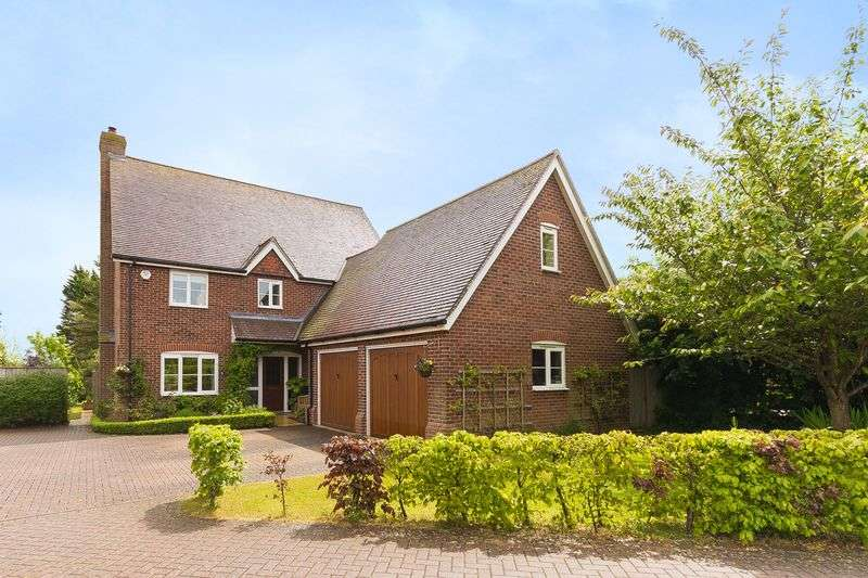 5 Bedrooms Property for sale in Alfreds Place, East Hanney, Wantage