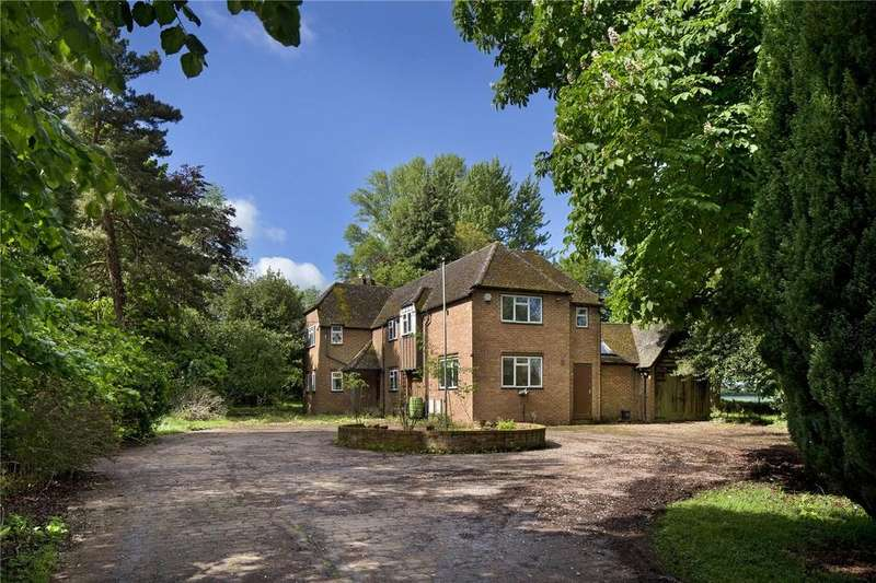 4 Bedrooms Detached House for sale in Park Lane, Long Hanborough, Witney, Oxfordshire, OX29