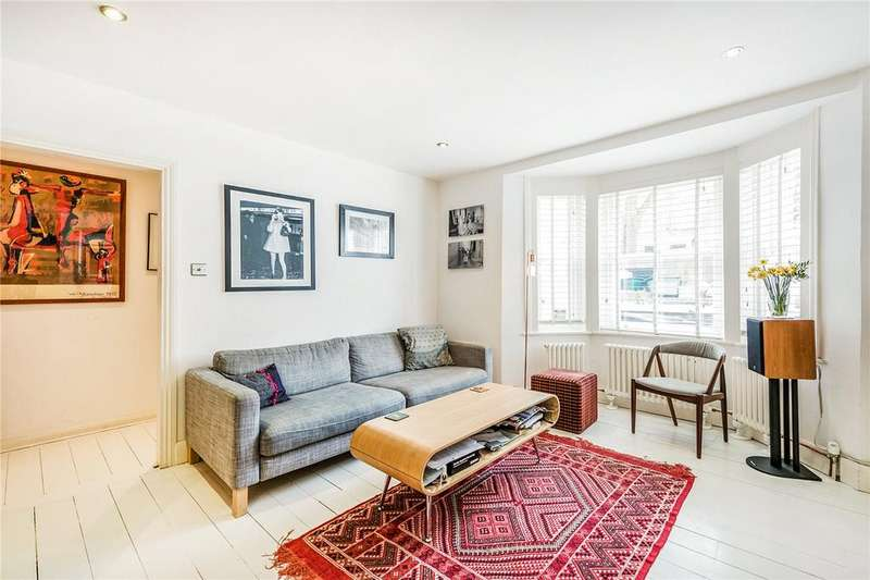 2 Bedrooms Flat for sale in St Thomas's Road, London, N4
