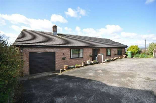 3 Bedrooms Detached Bungalow for sale in Salkeld Road, Penrith, Cumbria