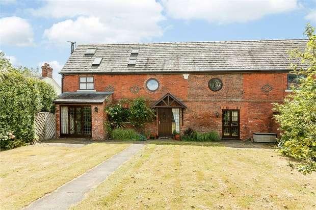4 Bedrooms Semi Detached House for sale in Walnut Tree Lane, Bradwall, Sandbach, Cheshire