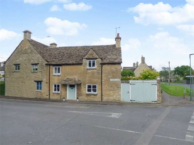 3 Bedrooms Cottage House for sale in School Lane, South Cerney, Cirencester, Gloucestershire