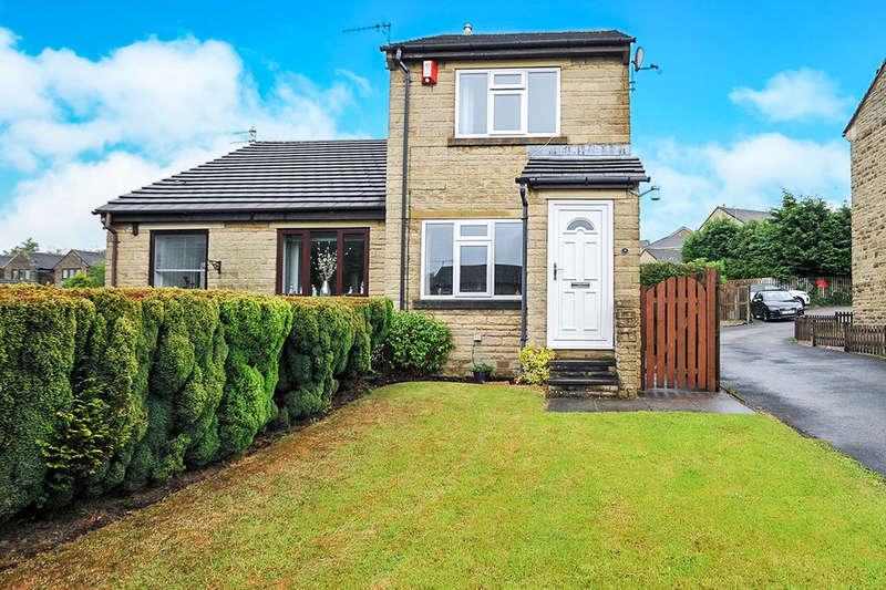 2 Bedrooms Semi Detached House for sale in Ling Park Avenue, Wilsden, Bradford, BD15