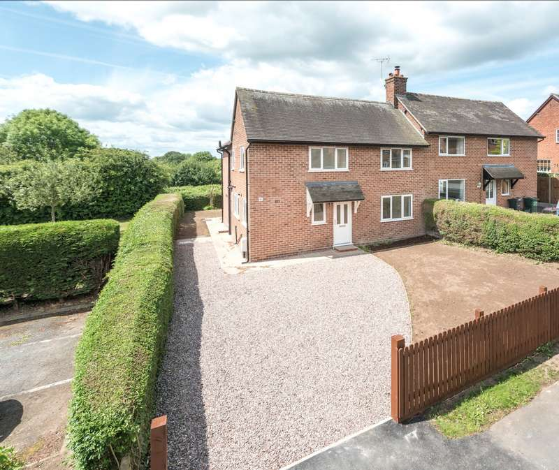 4 Bedrooms House for sale in 4 bedroom House Semi Detached in Kelsall