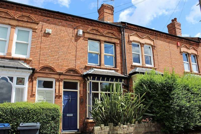 4 Bedrooms House for sale in Hartledon Road, Harborne, Birmingham
