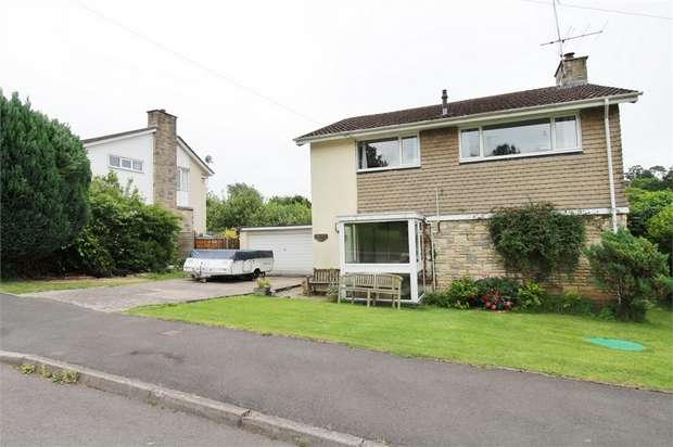 4 Bedrooms Detached House for sale in St Cybi Avenue, Llangybi, USK, Monmouthshire