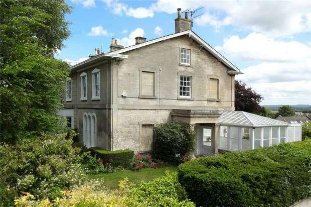 5 Bedrooms Semi Detached House for sale in Sunnycroft House, 32 Hilperton Road, Trowbridge, Wiltshire