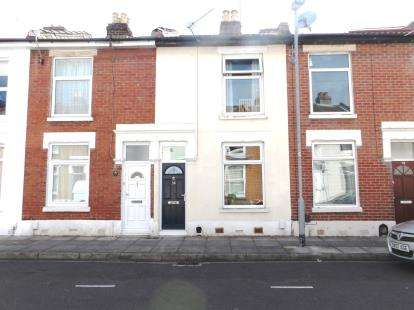 2 Bedrooms Terraced House for sale in Southsea, Hampshire, England