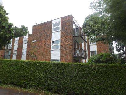 2 Bedrooms Flat for sale in Lingwood Close, Bassett, Southampton
