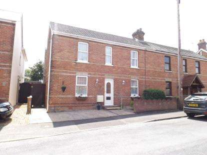 4 Bedrooms Semi Detached House for sale in Parkstone, Poole, Dorset