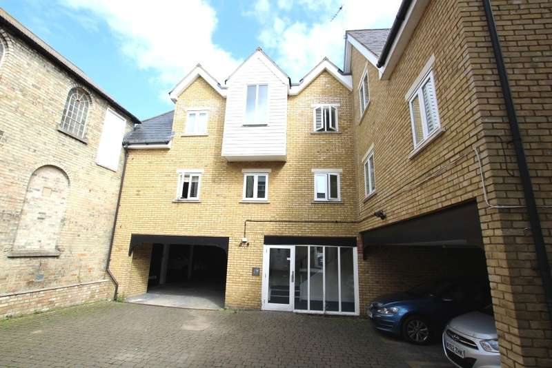 2 Bedrooms Flat for sale in Jepps Courtyard, Jepps Lane