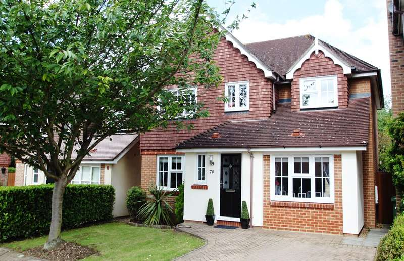 4 Bedrooms Detached House for sale in Harts Grove, Woodford Green