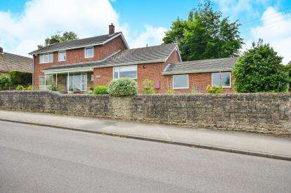 3 Bedrooms Detached House for sale in Sandy Lane, Warsop, Mansfield, Nottinghamshire