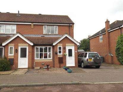2 Bedrooms End Of Terrace House for sale in Aylsham, Norwich, Norfolk