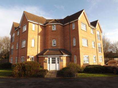 2 Bedrooms Flat for sale in Laxton Grove, Solihull, West Midlands