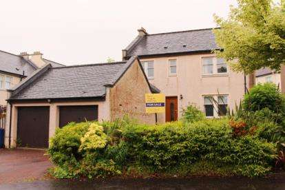 4 Bedrooms Detached House for sale in McCrorie Place, Kilbarchan