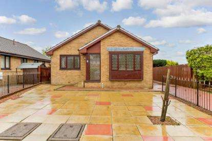 2 Bedrooms Bungalow for sale in Lochinver Grove, Cambuslang
