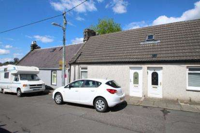 3 Bedrooms Terraced House for sale in High Pleasance, Larkhall