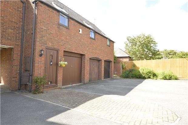 1 Bedroom End Of Terrace House for sale in Grange Drive, Bishops Cleeve, GL52 8LW