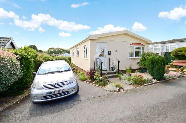 2 Bedrooms Detached Bungalow for sale in Abbotshill Park, Totnes Road, Abbotskerswell, Newton Abbot