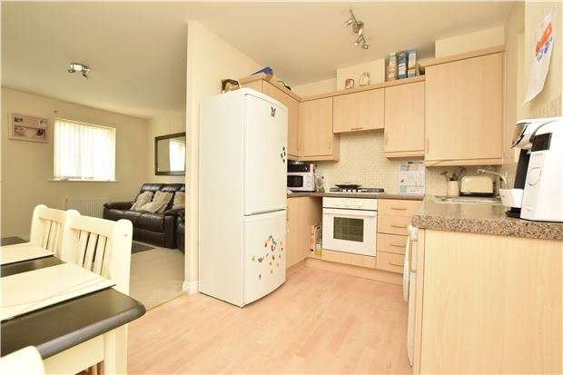 2 Bedrooms Flat for sale in Roy King Gardens, Warmley, BS30 8BQ