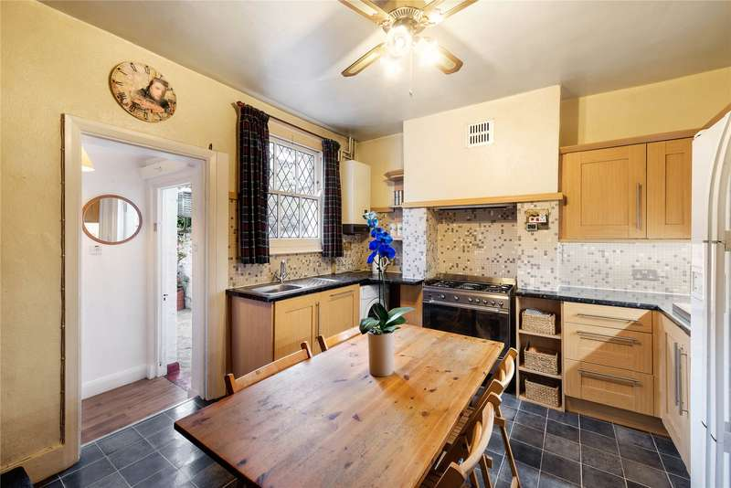 2 Bedrooms Terraced House for sale in Sixth Avenue, Queens Park, London, W10