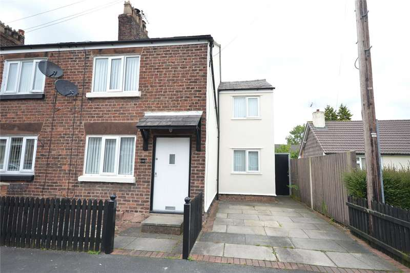 2 Bedrooms End Of Terrace House for sale in Pepper Street, Hale Village, Liverpool, L24
