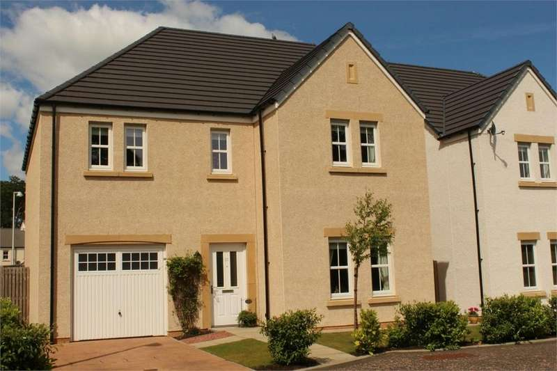 4 Bedrooms Detached House for sale in 17 Redpath Crescent, GALASHIELS, Scottish Borders