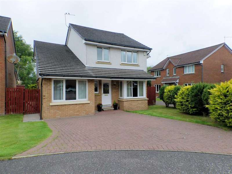 5 Bedrooms Detached House for sale in Canonbie Avenue, Mavor Park Gardens, EAST KILBRIDE
