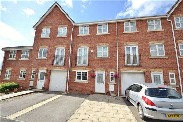 5 Bedrooms Mews House for sale in Regency Gardens, Euxton, Chorley