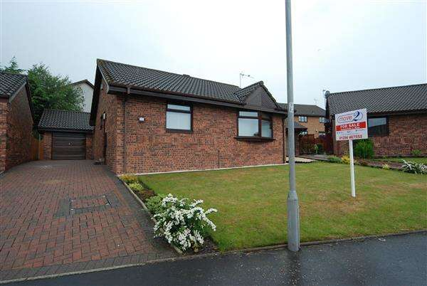 2 Bedrooms Bungalow for sale in Knockrivoch Place, Ardrossan