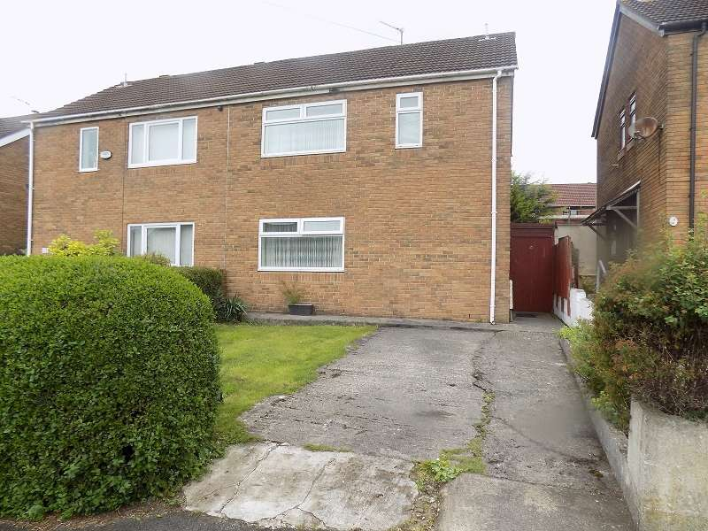 3 Bedrooms Semi Detached House for sale in Cae Bryn, Bridgend. CF31 4DR