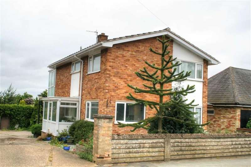 3 Bedrooms Detached House for sale in High Street, Haddenham, Ely