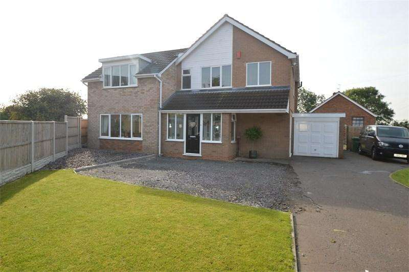 3 Bedrooms Detached House for sale in Amblecote Road, BRIERLEY HILL
