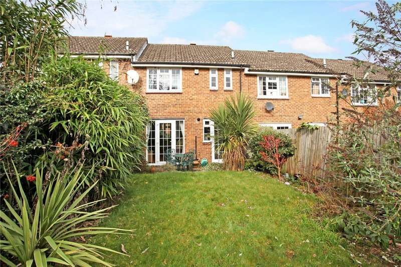 3 Bedrooms Terraced House for sale in Chichester Close, Witley, Godalming, Surrey, GU8